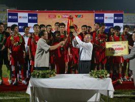 Giải bóng đá quốc tế Capital SHBank cup
