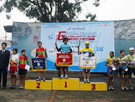Giải xe đạp nữ quốc tế Hà Nội mở rộng