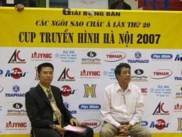 Giải bóng bàn các ngôi sao Châu Á