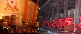 Các hoạt động dự án đúc Trống Đồng 1000 năm Thăng Long Hà Nội