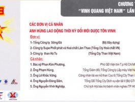 Vinh Quang Việt Nam