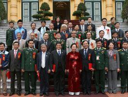 Một số hình ảnh chương trình Vinh Quang Việt Nam IX – 2011