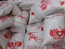 Trao quà Tết cho 600 hộ nghèo tỉnh Quảng Bình
