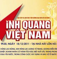 """""""Vinh Quang Việt Nam"""" Sự kiện văn hóa chính trị đặc biệt quy mô Nhà Nước"""