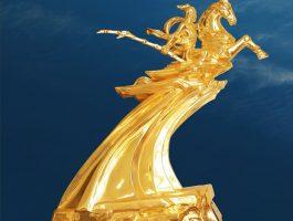 Dự án đúc 60 tượng vàng Đức Thánh Gióng