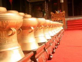 Lễ cầu an – cầu phúc – nhập linh Trống Đồng Linh Thiêng Yên Tử