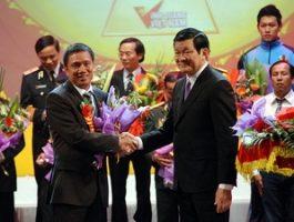 CHƯƠNG TRÌNH VINH QUANG VIỆT NAM LẦN THỨ 9: Tôn vinh ý chí và sức mạnh Việt Nam