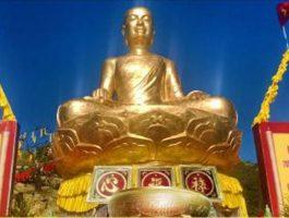 Trống Đồng và Bộ Chữ Tâm, Phúc, Lộc Kính Mừng Đại Lễ Phật Đản – Đại Lễ Quốc Tế VESAK 2014 – Phật Lịch 2558