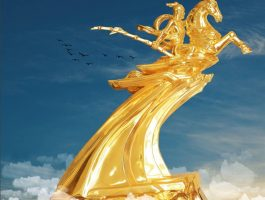 Thư mời Chương trình Trao 60 tượng vàng Thánh Gióng