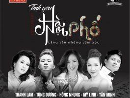 Đêm Nhạc Độc Đáo Và Sáng Tạo Trong Tháng 8 Tại Hà Nội