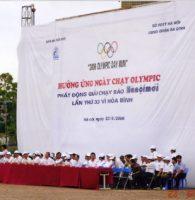 Một số nét chính về Ngày chạy Olympic