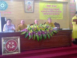 Họp báo đại lễ tưởng niệm 705 ngày nhập Niết bàn và khánh thành tượng Phật hoàng Trần Nhân Tông