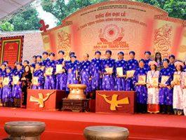 Các hoạt động dự án đúc trống đồng 1000 năm Thăng Long – Hà Nội