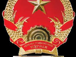 Quốc Huy Việt Nam