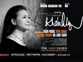 Live Concert Khánh Ly
