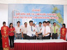Lễ ký kết hợp tác chiến lược toàn diện giữa Công ty cổ phần SME và Ngân hàng BIDV