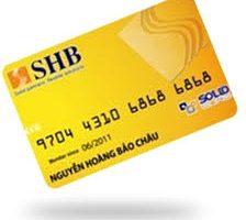 """Tổ chức lễ ra mắt sản phẩm mới """"Thẻ ATM SolidSHB card"""""""